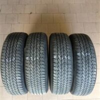 4 Gomme usate invernali Michelin 195/55 16